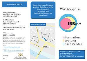 Flyer IBB